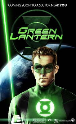 Ryan Reynolds Green Lantern on Ryan Reynolds Green Lantern