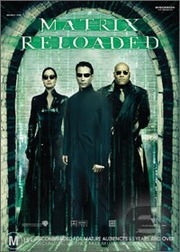 Regular Matrix Reloaded Poster