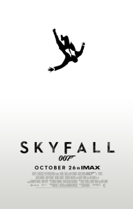 What is SKYFALL???!!!