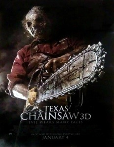 Leatherface AND Chainsaw shown prominently in another poster.