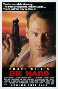 Classic DIE HARD poster