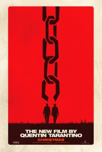 Django Unchained. Simple and concise. Shows everything you need to know, without selling the stars.