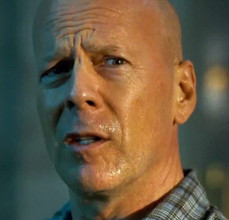 """Who the hell are you Kid?"" haha my bud Bruce Willis joking around when I asked him for a quote for this blog post. haha"