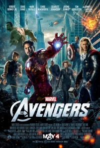 The Avengers. Love the movie. Hate the poster...