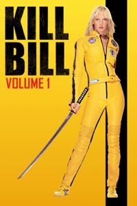 Classic Uma Thurman Kill Bill Poster