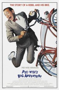 Classic Pee-wee poster.