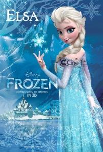 Else, Ice Queen!