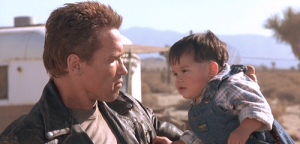 Even the T-800 in T2 is able to overcome his heartless-natured programming.  Sadly, I never will.